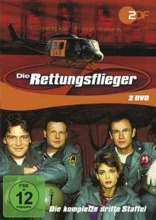 Die Rettungsflieger Staffel 3, 2 DVDs