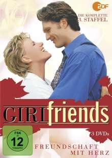 GIRL friends Staffel 3, 3 DVDs