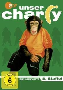 Unser Charly Staffel 8, 3 DVDs