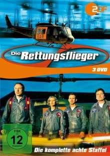Die Rettungsflieger Staffel 8, 3 DVDs