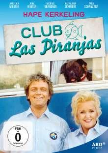 Club Las Piranjas, DVD