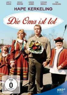 Die Oma ist tot, DVD