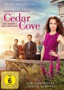 Cedar Cove Staffel 2, 4 DVDs