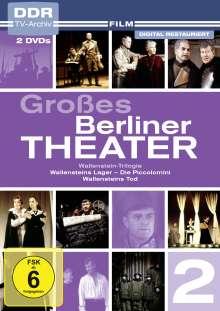 Großes Berliner Theater Teil 2, 3 DVDs