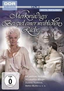 Merkwürdiges Beispiel einer weiblichen Rache, DVD