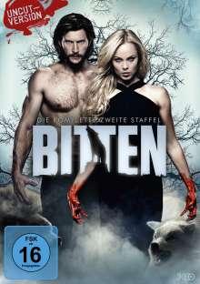 Bitten Season 2, 3 DVDs