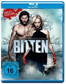 Bitten Season 2 (Blu-ray), 2 Blu-ray Discs