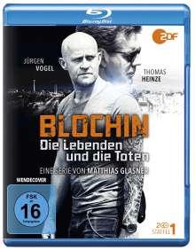 Blochin - Die Lebenden und die Toten Staffel 1 (Blu-ray), 2 Blu-ray Discs