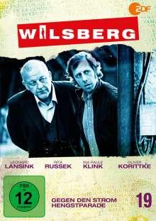 Wilsberg DVD 19: Gegen den Strom / Hengstparade, DVD
