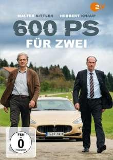 600 PS für zwei, DVD