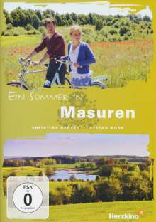 Ein Sommer in Masuren, DVD