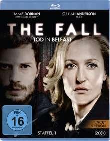 The Fall - Tod in Belfast Staffel 1 (Blu-ray), 2 Blu-ray Discs