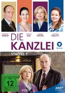 Die Kanzlei Staffel 1, 4 DVDs