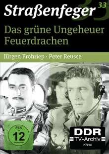 Straßenfeger Vol.33: Das grüne Ungeheuer / Feuerdrachen, 5 DVDs
