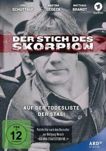 Der Stich des Skorpion, DVD