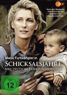 Schicksalsjahre, DVD