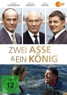 Zwei Asse & ein König, 2 DVDs