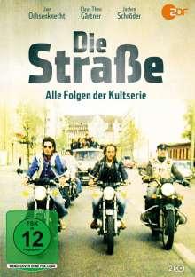 Die Straße (Komplette Serie), 2 DVDs