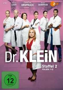 Dr. Klein Staffel 2 (Folge 07-12), 2 DVDs