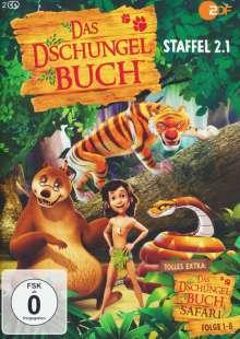 Das Dschungelbuch Staffel 2 Box 1, 2 DVDs