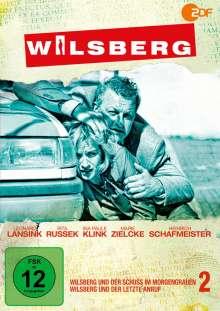 Wilsberg DVD 2: Wilsberg  und der Schuss im Morgengrauen / Wilsberg und der letzte Anruf, DVD