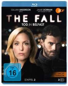 The Fall - Tod in Belfast Staffel 2 (Blu-ray), 2 Blu-ray Discs