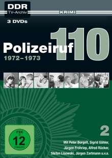 Polizeiruf 110 Box 2, 4 DVDs