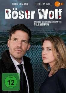 Böser Wolf, DVD