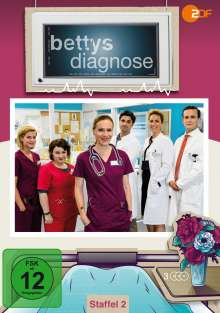 Bettys Diagnose Staffel 2, 3 DVDs