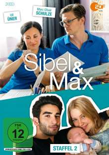 Sibel & Max Staffel 2, 3 DVDs