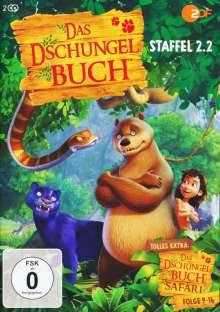 Das Dschungelbuch Staffel 2 Box 2, 2 DVDs