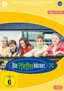 Die Pfefferkörner Staffel 12, 2 DVDs