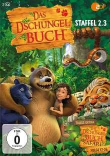 Das Dschungelbuch Staffel 2 Box 3, 2 DVDs