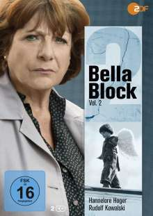 Bella Block Vol. 2, 2 DVDs