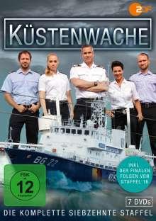 Küstenwache Staffel 17 (finale Staffel), 7 DVDs
