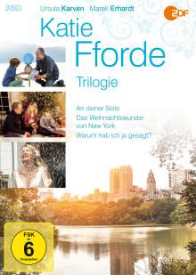 Katie Fforde Trilogie, 3 DVDs