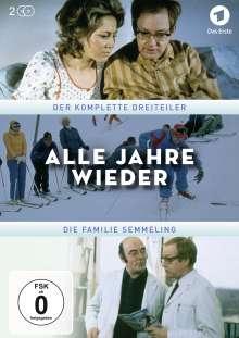 Alle Jahre wieder - Die Familie Semmeling, 2 DVDs