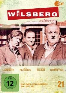 Wilsberg DVD 21: Das Geld der Anderen / 90-60-90, DVD