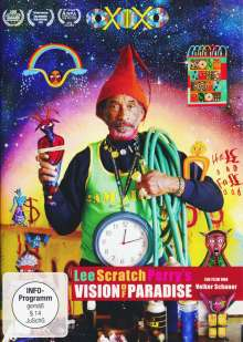 Lee Scratch Perry - Vision of Paradise (OmU), DVD