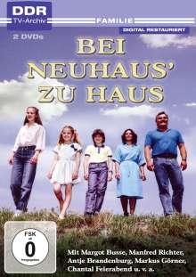 Bei Neuhaus' zu Haus (Komplette Serie), 2 DVDs