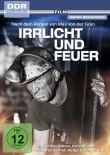 Irrlicht und Feuer, DVD