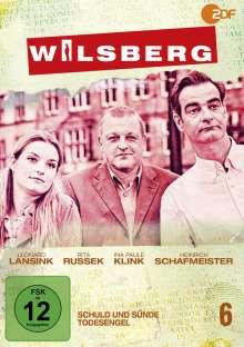 Wilsberg DVD 6: Schuld und Sünde / Todesengel, DVD