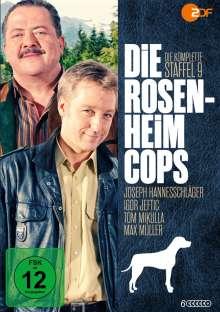 Die Rosenheim-Cops Staffel 9, 6 DVDs