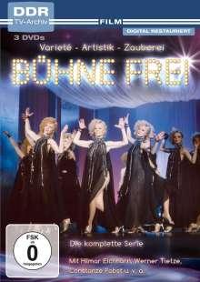 Bühne frei!, 3 DVDs