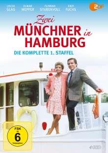 Zwei Münchner in Hamburg Staffel 1, 4 DVDs