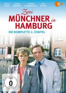 Zwei Münchner in Hamburg Staffel 2, 4 DVDs