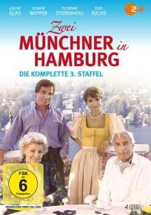 Zwei Münchner in Hamburg Staffel 3, 4 DVDs