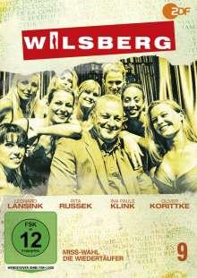 Wilsberg DVD 9: Miss-Wahl / Die Wiedertäufer, DVD