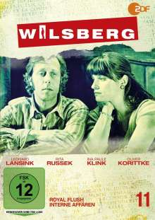 Wilsberg DVD 11: Royal Flush / Interne Affären, DVD
