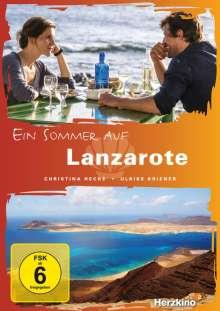 Ein Sommer auf Lanzerote, DVD